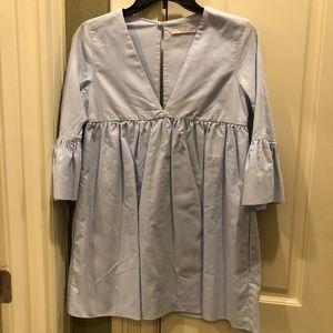 Zara Baby Blue Dress/Romper